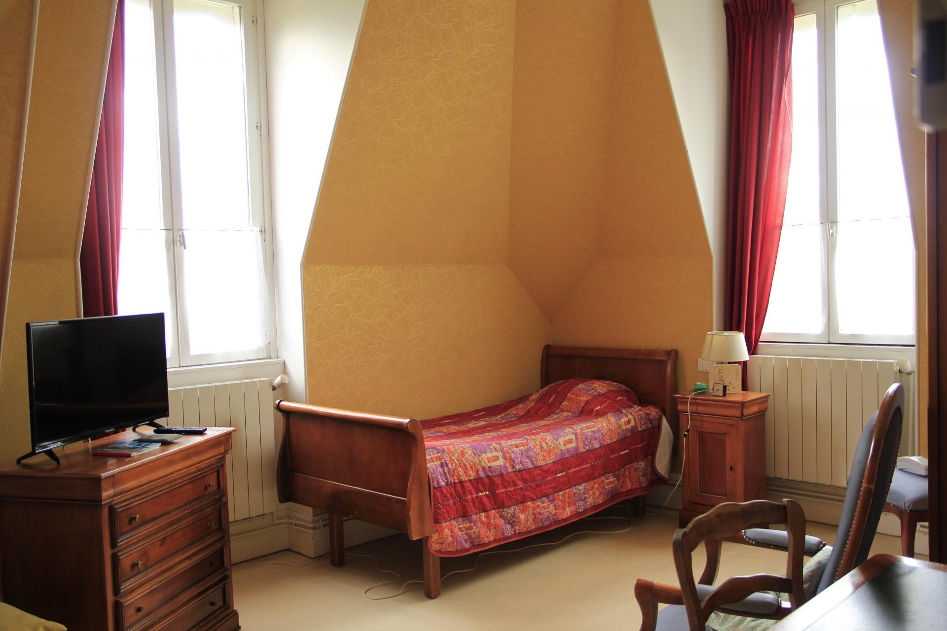 Chambre 3 Résidence sénior Maison de Retraite Ma Vallée Us Val d'Oise 95