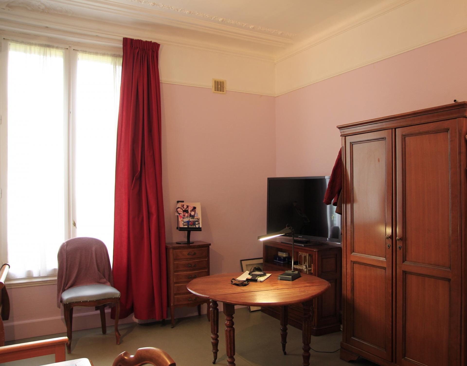 Chambre2 Résidence sénior Maison de Retraite Ma Vallée Us Val d'Oise 95