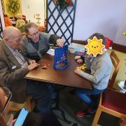 Rencontre avec les élèves de l'école de Neuville Bosc