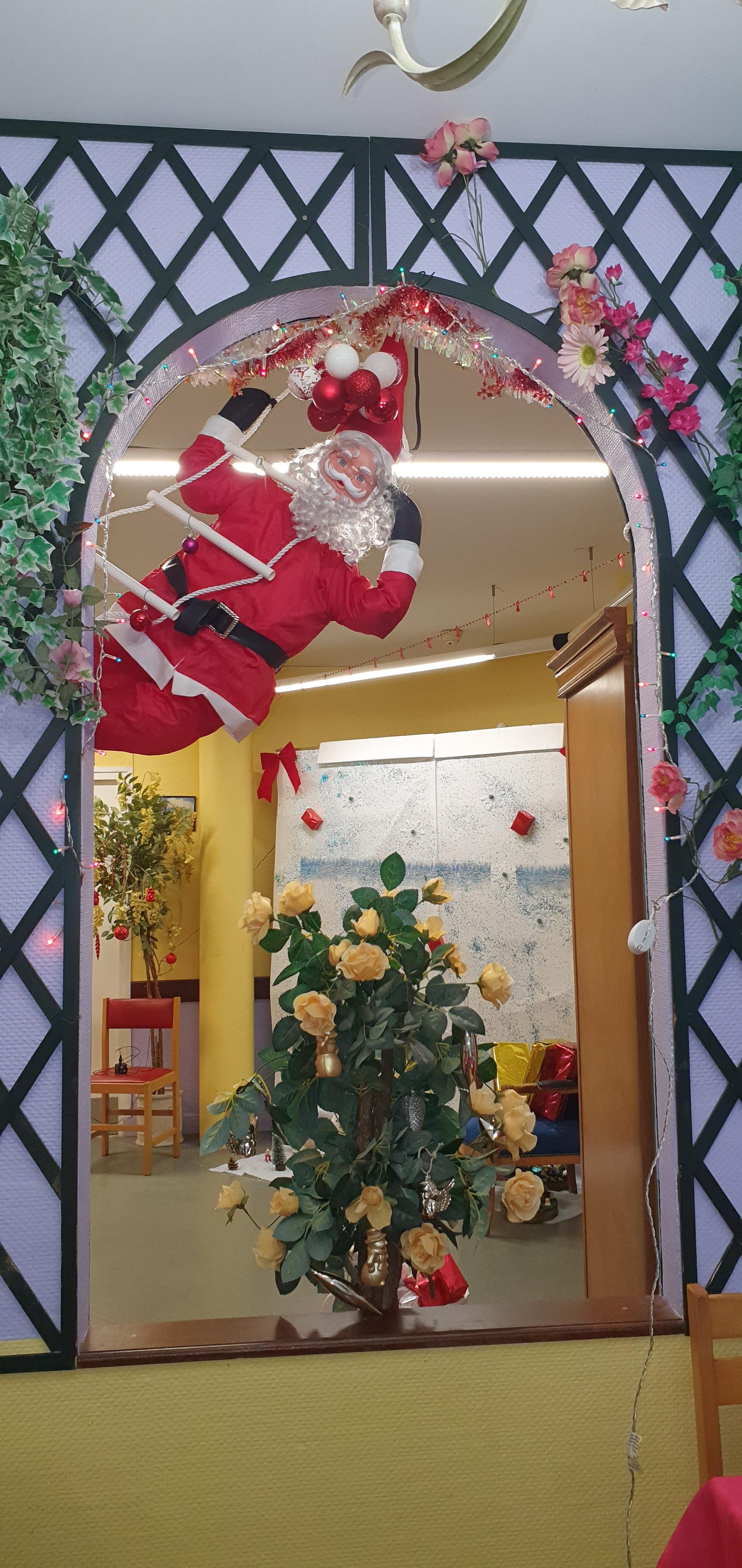 Noel à la Résidence